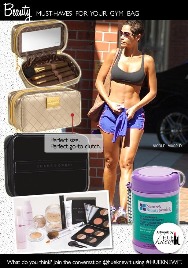 3 Gym Bag Beauty Essentials