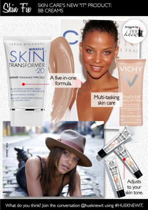BB Creams: The New It Product in Skin Care