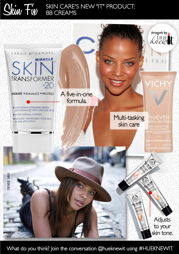 BB Creams: The New It Product of Skin Care
