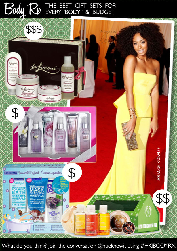 The Best Budget-Friendly Body Gift Sets For Women