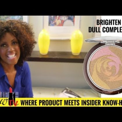 VIDEO: How To Brighten A Dull Complexion with Bronzer