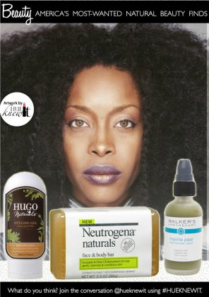America's 3 Most-Wanted Natural Beauty Products