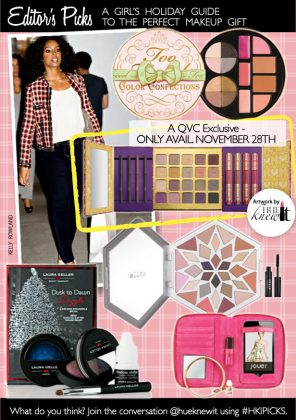 A Girl's Guide to Holiday Makeup Gift Sets