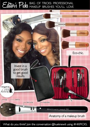 Makeup Brushes for A Flawless Makeup Application