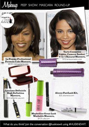 Our 5 Favorite Eye Enhancing Mascaras