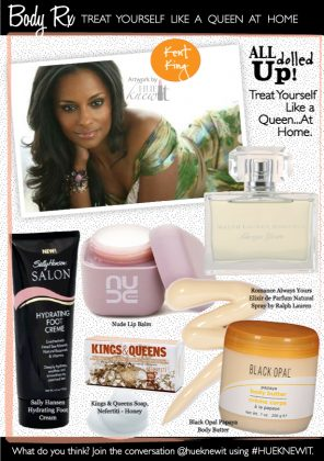 Feel Like A Queen Everyday With At Home Body Treatments