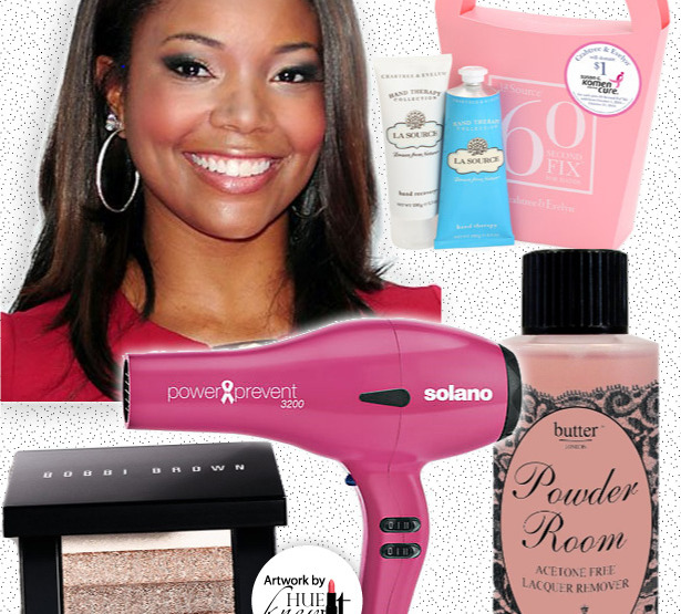 Breast Cancer Awareness Month Beauty Products