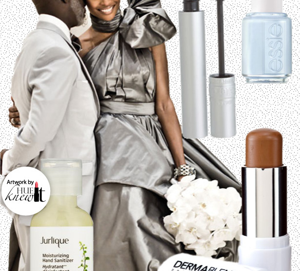 Say Your Vows In Style With 4 Key Bridal Beauty Items
