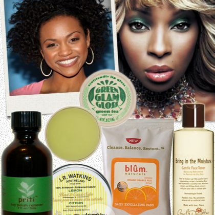 Eco Beauty Products From Your Favorite Brands