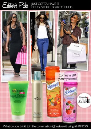 Just-Gotta-Have-It Drugstore Beauty Products