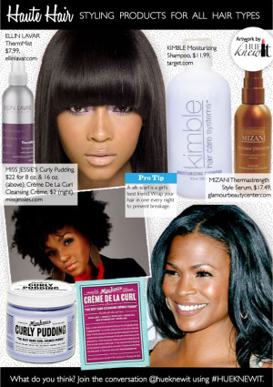 Hair Apparent: Hair Products For All Hair Types