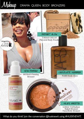 Get Flawless, Glistening Skin With Body Bronzer