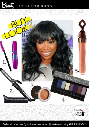 Buy The Look: Brandy at the VHI Hip Hop Honors 2010