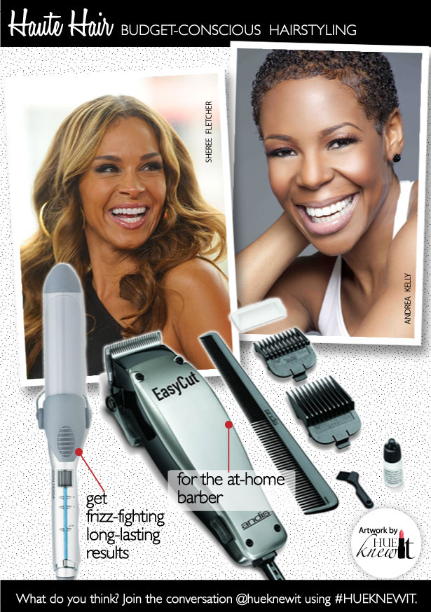Cheap Hair Styling Tools for the Budget Conscious