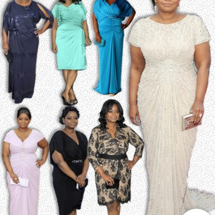 Octavia Spencer Steps Out In Style