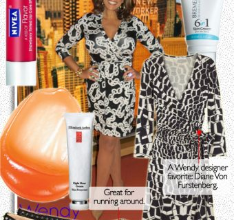 Wendy Williams Favorite Beauty Products & Fashion Secrets