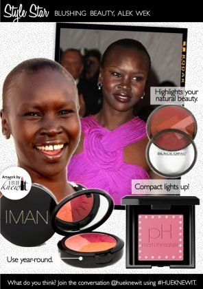 Blushing Beauty: Achieve An Effervescent Glow with Highlighting Blush