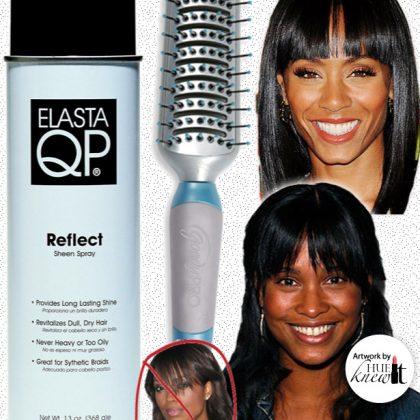 Bang Hairstyles for Black Women that Bang 'em Up