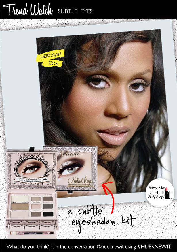 A 5-Step Subtle Eye Makeup Tutorial