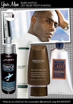 Get Your Man The Best After Shave Balm For Razor Burn