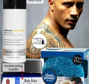 Gym Must-Haves: After Workout Body Wash & Body Powder