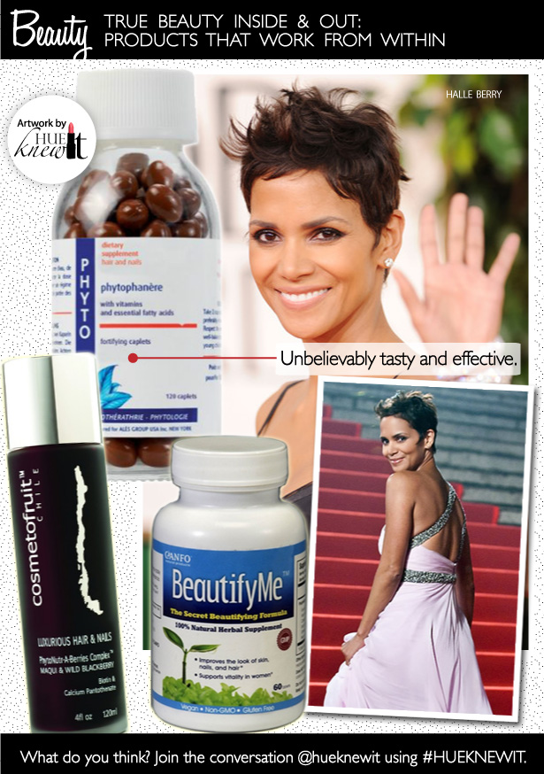 Beauty Inside & Out: Beauty Supplements for Skin and Hair