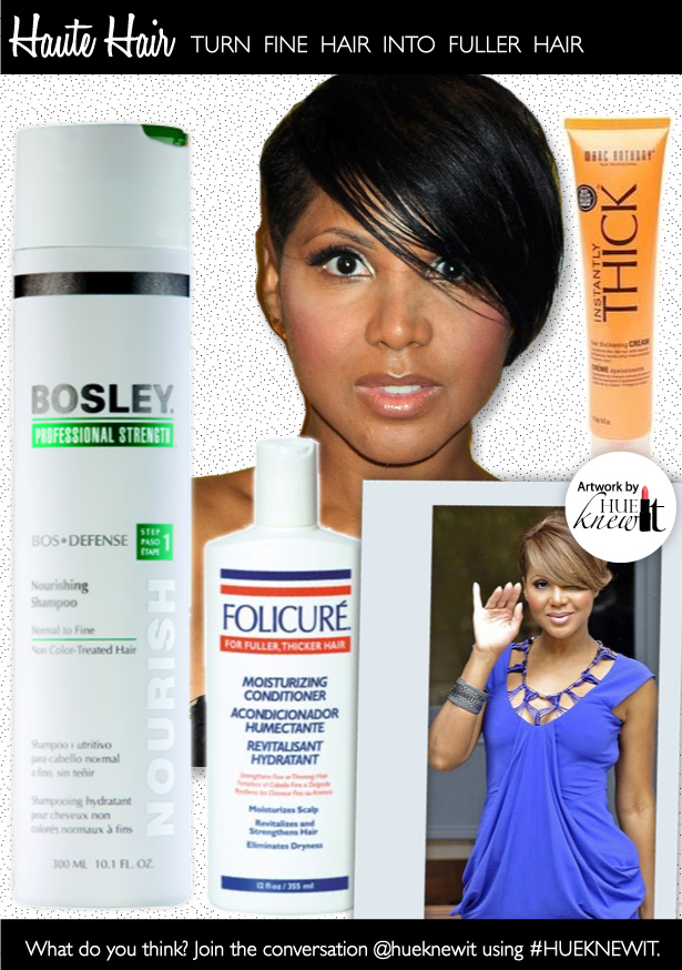 Get Fuller Hair With Volumizing Products for Fine Hair