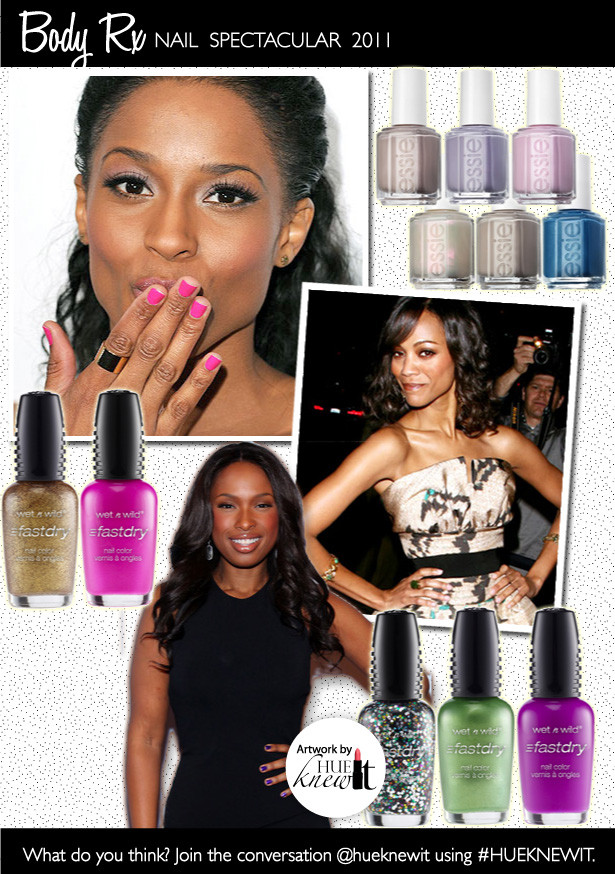 Great Spring Nail Colors For Brown Skin