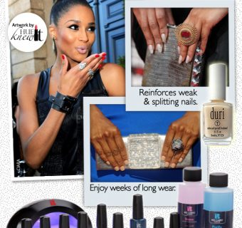 Hue knew it celeb inspired beauty trends styles for Salon perfect 615