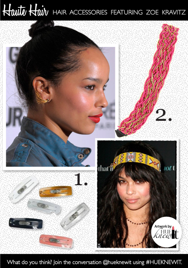 Get The Look: Zoe Kravitz Hairstyles