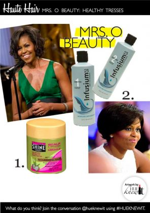 Healthy Hair Products for African American Women With Dry Stressed Hair
