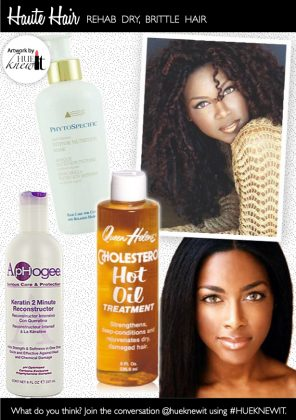 How To Condition Dry Brittle Hair