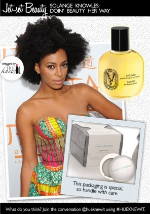 Solange Knowles: Doin' Beauty Her Way
