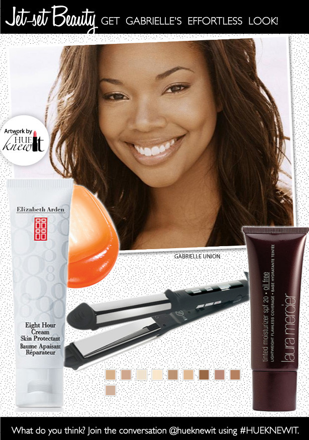 Get Gabrielle's Effortless Look with 3 Multipurpose Beauty Products