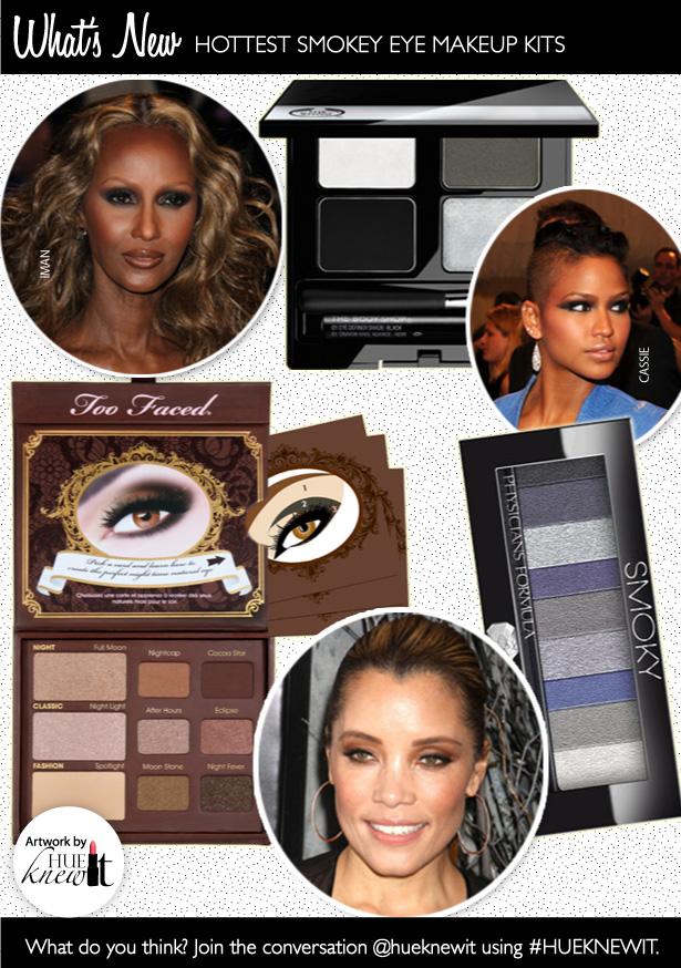 Try The 3 Hottest Smokey Eye Makeup Kits
