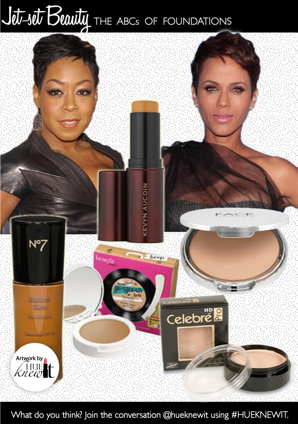 Your Insider's Guide to Makeup Foundation for Black Women