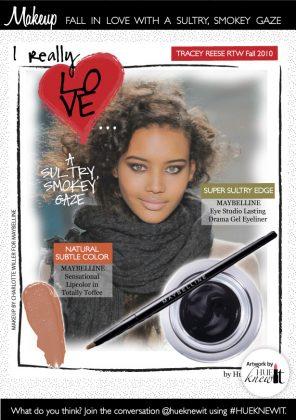 Smokey Eye Makeup & A Neutral Lip You'll Love