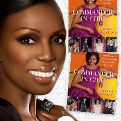 An Interview with Author of Commander In Chic Mikki Taylor