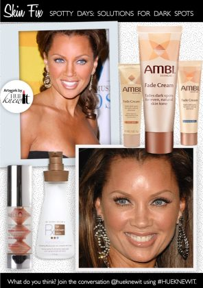 Solutions For Fading Dark Spots on African American Skin