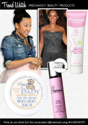 Fab Stretch Mark Creams for Pregnant Women
