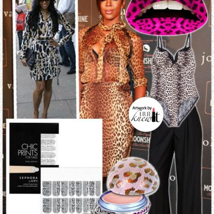 The Animal Print Trend Inspires Beauty & Fashion Products