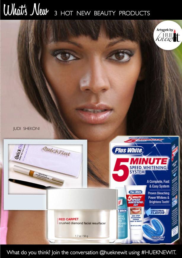 3 Hot New Beauty Treatments for Teeth, Hair & Skin