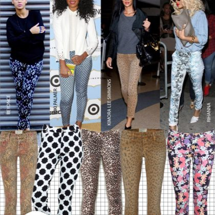 Five Printed Denim Jeans You Must Try This Spring