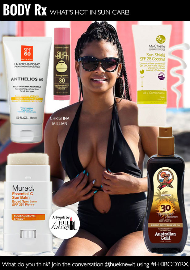5 New Sun Care Products