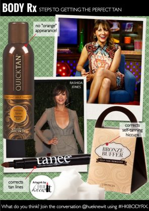 Get the Perfect Tan With Sunless Tanning Products