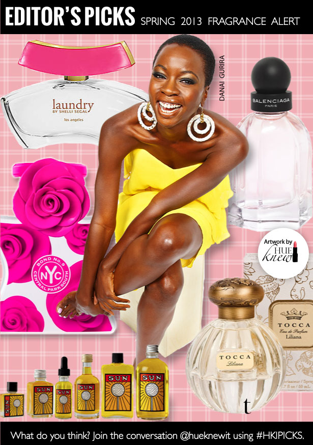 5 New Spring Fragrances For Women