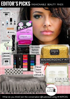 Fashionable Beauty Finds