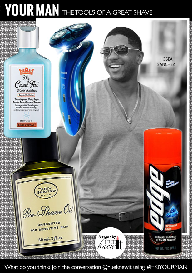 Tools & Tips For The Best Shave Ever for Your Man