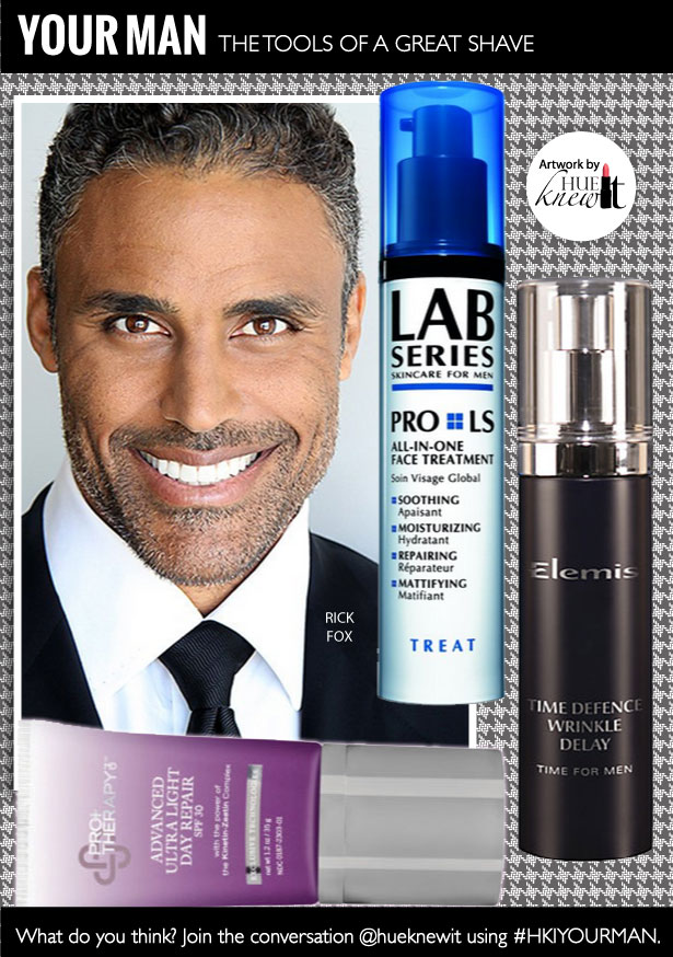 Low-Maintenance Skincare for Men