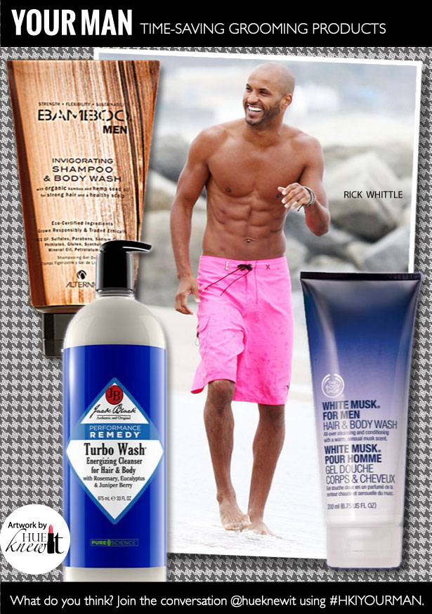 Time-Saving Grooming Products For Men
